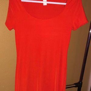 H&M Dresses - Mini Short Sleeve Dress